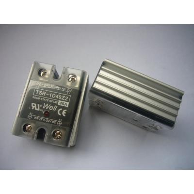 well固态继电器TSR系列