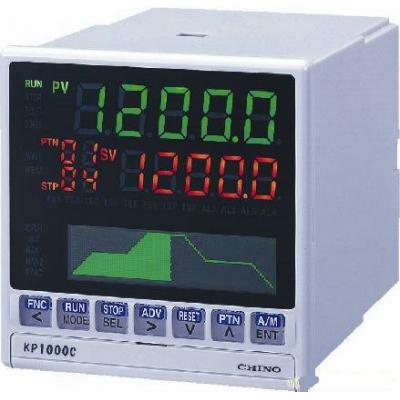 新KP系列chino千野数字式程序调节仪 KP1000 KP2000 设定器
