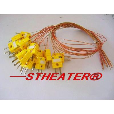 OMEGA热电偶线 K型铁氟龙热测温线TT-K-36-SLE
