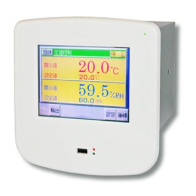 日本OYO应用U-8256P温湿度控制器
