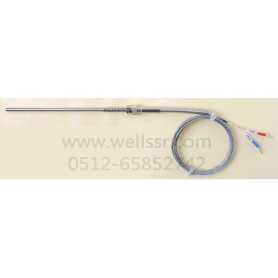 WT23 压簧卡扣杆式  高精度热电偶