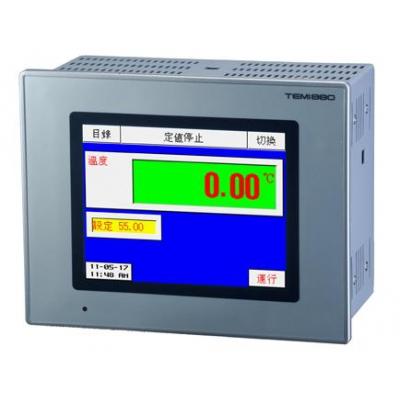 5.7寸1200段触摸屏温度程序控制器TEMP880