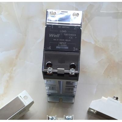 TSR1D-10~40A+S固态继电器Z4系列